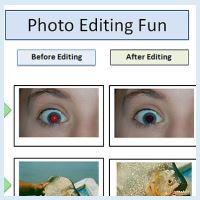 Photo Editing Fun