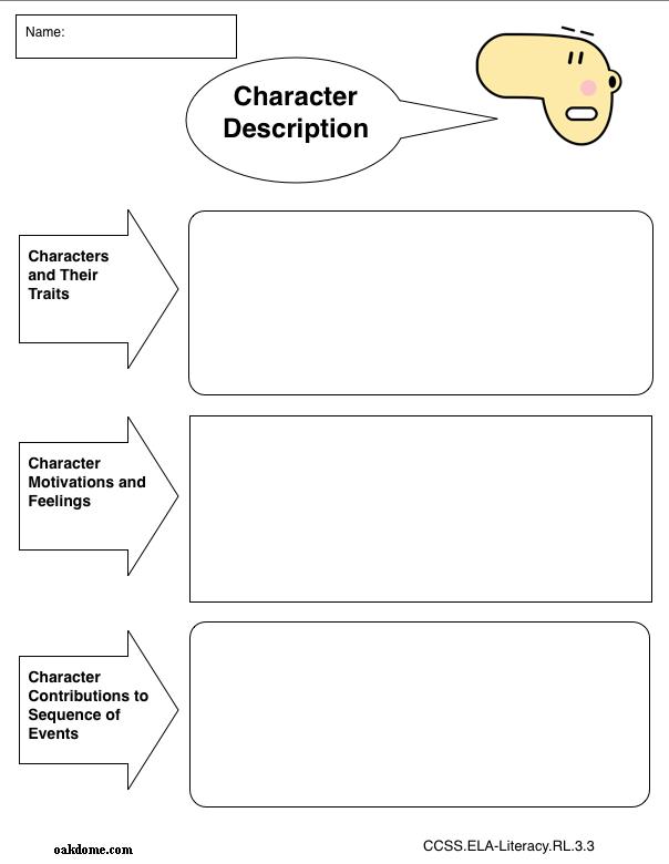 Ipad graphic organizer character description k 5 computer lab ipad graphic organizer character description plain ccuart Image collections