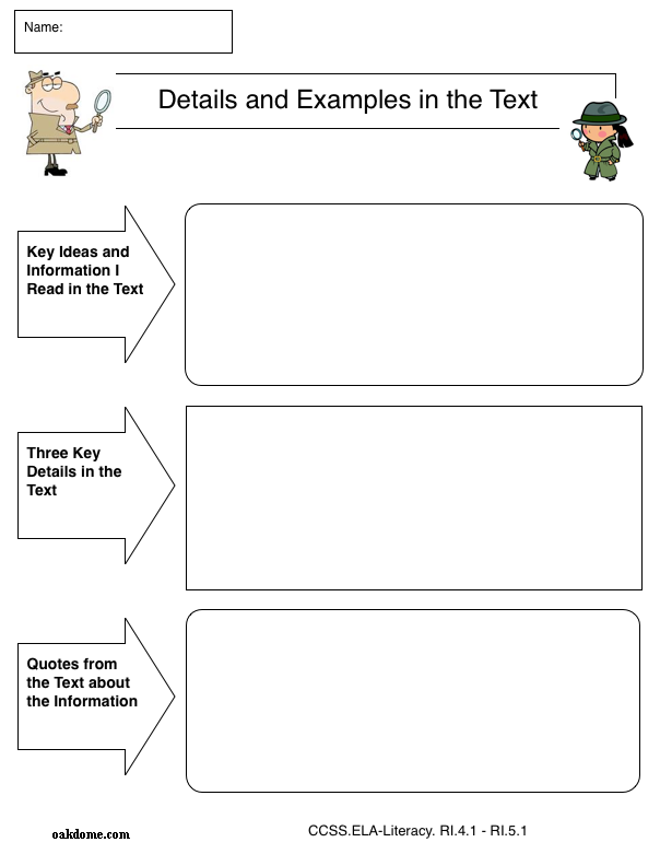 Ipad Graphic Organizer Details And Examples K 5 Computer Lab