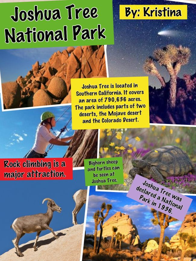 National parks story collage ipad lesson plan k 5 computer lab national parks story collage publicscrutiny Image collections