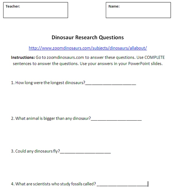 dinosaur powerpoint activity k 5 computer lab technology lessons. Black Bedroom Furniture Sets. Home Design Ideas