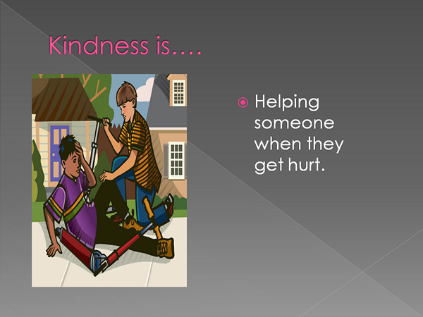 Kindness Powerpoint Activity K 5 Computer Lab