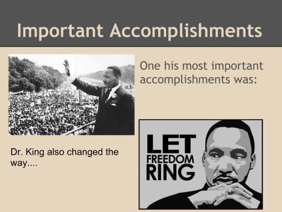 Martin Luther King Jr Presentation Lesson Plan K 5 Computer Lab