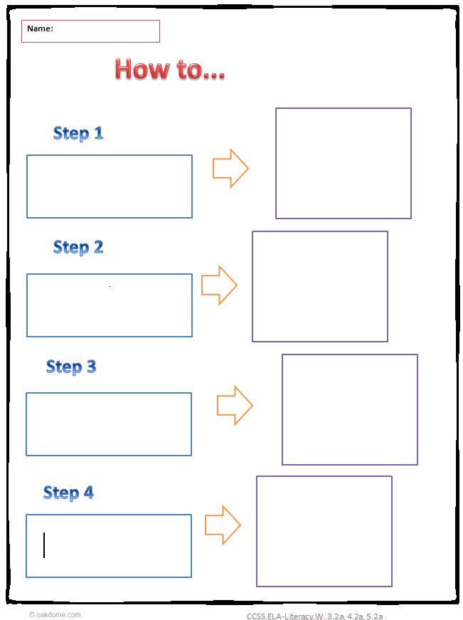 How to common core graphic organizer informative writing common core graphic organizer how to maxwellsz