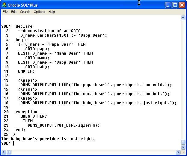 Aspect oriented programming (aop) in pl/sql is it hot? Is it.