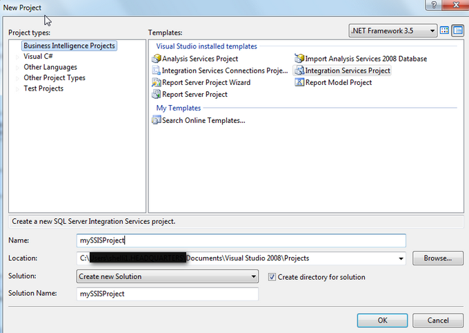 SSIS Data Transform Task SQL to Excel File
