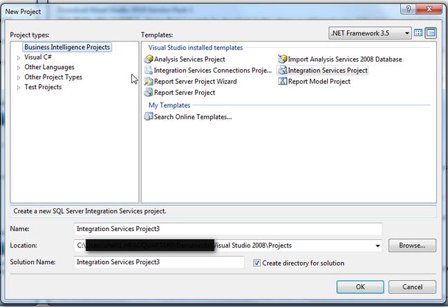 SQL Server DTS Package Migration to SSIS