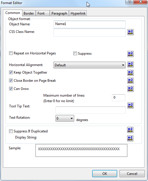 splitting a cell in ssrs report