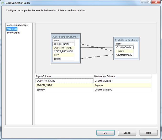 SSIS Devart MySQL Lookup