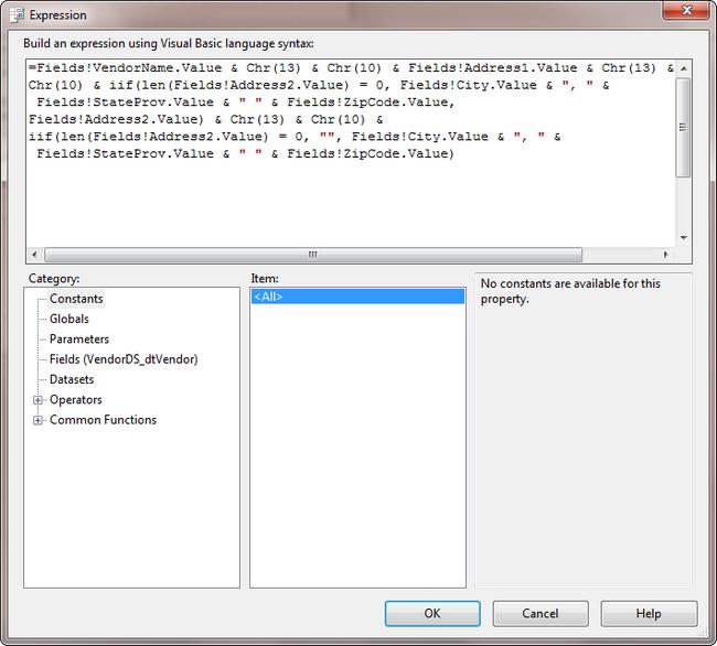 Microsoft Reports & ASP  NET website Using Dynamic DataSet